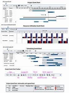 Data Visualization Tools Gantt Chart Components 11 1 2 1 0