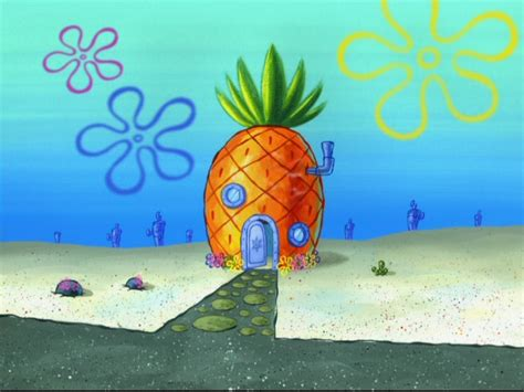 S House Spongebob by Spongebob S House Encyclopedia Spongebobia The