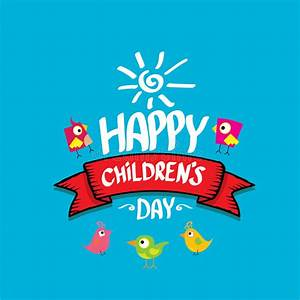 1 June International Childrens Day Background. Stock ...