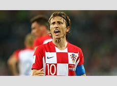 World Cup 2018 Modric and Croatia looking to seize