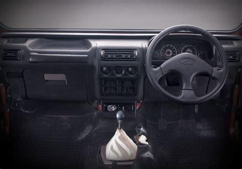thar jeep interior mahindra thar specs 2010 2011 2012 2013 2014 2015