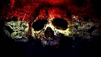 Wallpapers Skeleton Desktop Skull Cave Awesome
