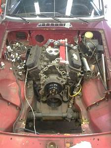 Parts Or Project  1974 Mgb V6