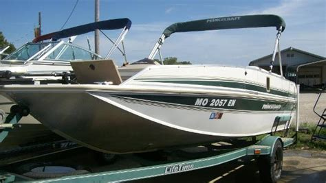 1998 Princecraft Fishing Boat by Ventura Boats For Sale