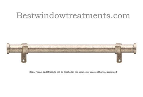 custom curtains window treatments and curtain rods on