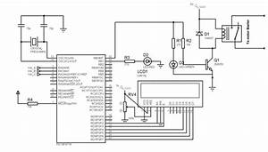Voltage Monitor Circuit For Three Phase Motor