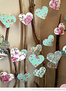 Deco Voiture Mariage Pas Cher : decoration coeur pas cher id e inspirante pour la conception de la maison ~ Teatrodelosmanantiales.com Idées de Décoration