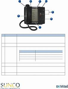 Mitel 5330e Voicemail Quick Reference Manual Pdf View  Download