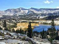 Emeric Lake Yosemite