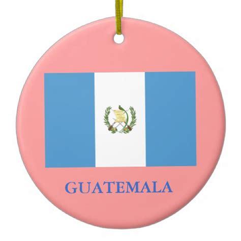 guatemala christmas ornament zazzle