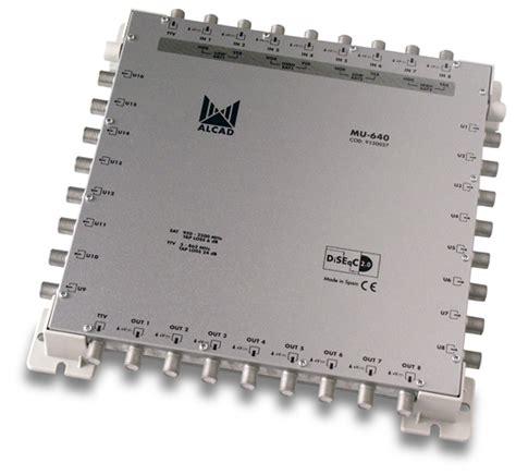 Multiswitch 9x16 Kaonsat 9x16 cascadable multiswitch