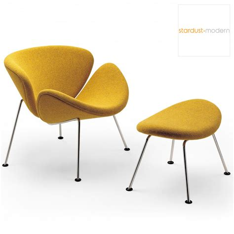 artifort orange slice chair by paulin stardust