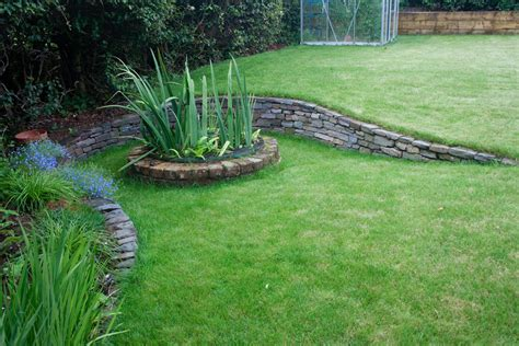 low retaining wall roslin low retaining wall and steps stone inspired
