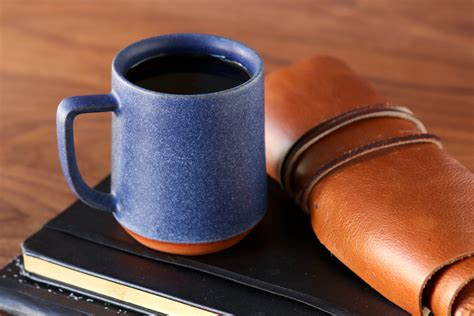 Dowan coffee mugs set of 2, 15 oz ceramic mug with insulated cork bottom and splash proof lid, large coffee mug with handle for men, women, matte grey 2,297 $18 99 ($9.50/item) 7 Stylish Coffee Mugs That Will Make Everyone Else in Your Office Jealous   Man Made DIY ...