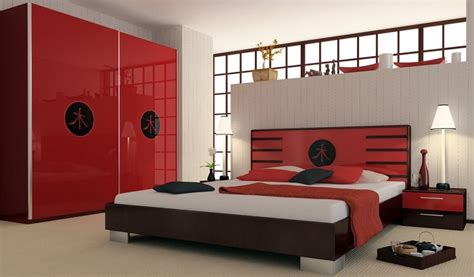 bedroom  japanese style
