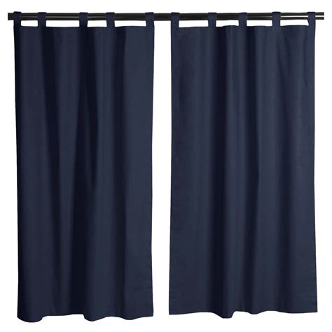 kimlor insulated curtains 63 quot tab top 94079 save 36
