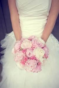 Bouquet Fleur Mariage : best 25 pink bouquet ideas on pinterest pink wedding ~ Premium-room.com Idées de Décoration