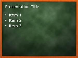 chalkboard powerpoint template 10 free ppt pptx With chalkboard powerpoint templates free download