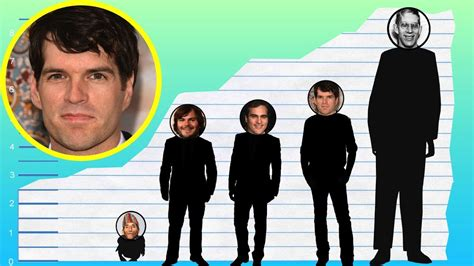 timothy simons height how tall is timothy simons height comparison youtube