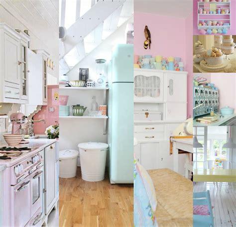 déco cuisine pastel exemples d 39 aménagements
