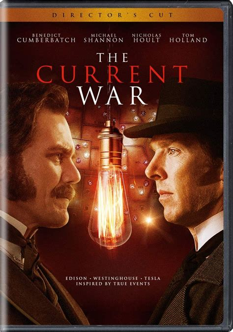 current war dvd release date march