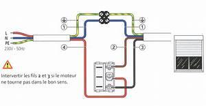 Interrupteur Volet Roulant : branchement moteur volet roulant comment le brancher ~ Melissatoandfro.com Idées de Décoration