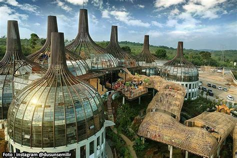 tempat wisata hits kekinian  instagramable