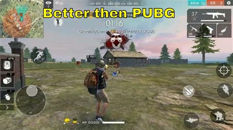 Which game has better weapons? Garena Free Fire Better than PUBG!? - YouTube