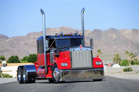 kenworth truck kenworth semi red stance roads wallpaper 4256x2832