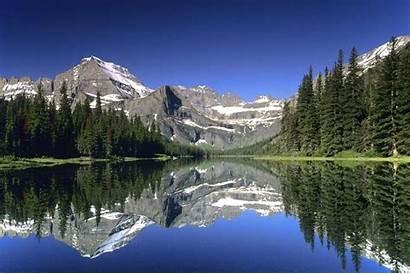 Scenery Lake Mountain Lakes Mountains Landscape Water