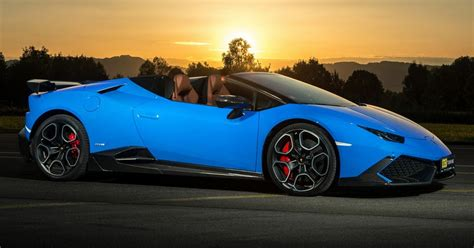 Oct Tuning's Supercharged Lamborghini Huracan Pumps Out 794hp