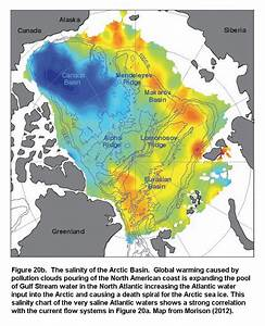 Gulf Stream Flow Chart Arctic News Further Confirmation Of A Probable Arctic Sea