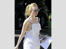 Elle Fanning rocks two different outfits in Los Angeles