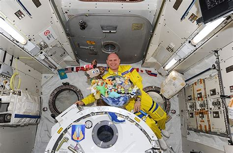 five items on the international space station bitter empire