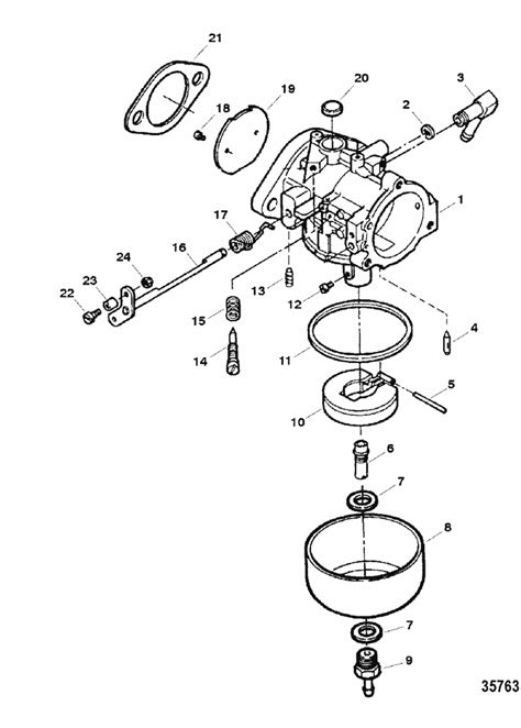 force  hp  carburetor parts