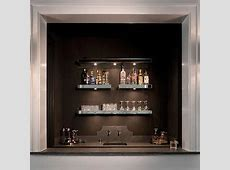 Floating Bar Shelves Design Ideas