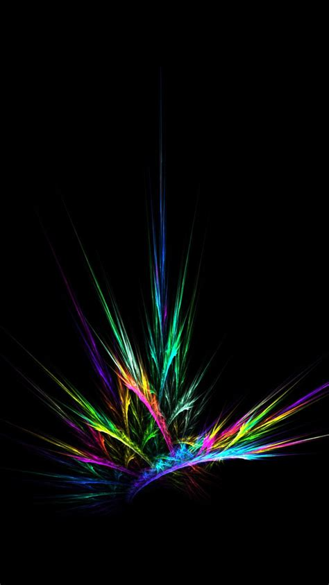 750x1334 colorful abstract 3d iphone dynamic wallpapers for iphone 6 wallpapersafari