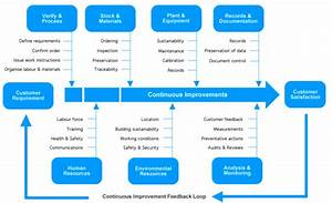Iso 9001 Process Flow