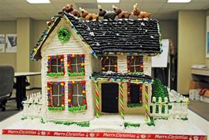 Inspiring Gingerbread House Plans Photo by Howtocookthat Cakes Dessert Chocolate Gingerbread