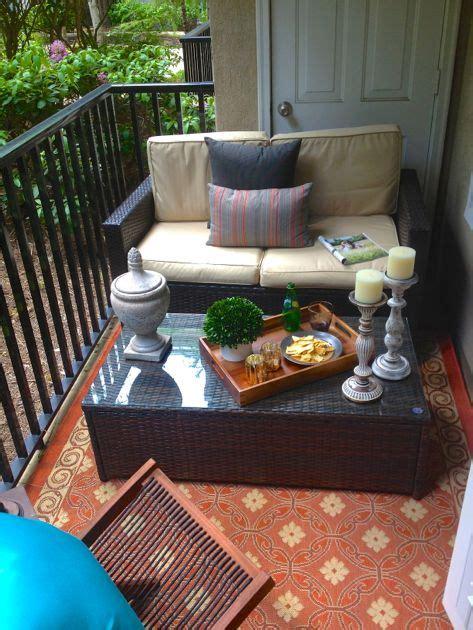 small condo patio makeover the reveal blulabel