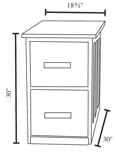 File Cabinet Sizes by Valley Vertical File Cabinets Ohio Hardwood Furniture