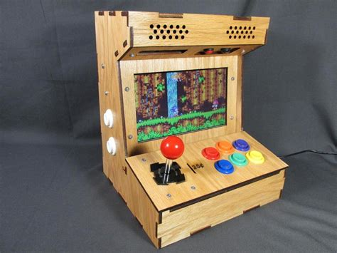 60 Base Cabinet by Diy Arcade Cabinet Kits More Porta Pi Arcade Kit