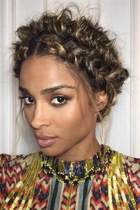 Ciara Braided Hairstyles by Braids Hairstyles Ciara Hair Loss