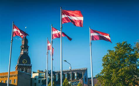 Latvijas karogs ierindojas starp senākajiem pasaules ...