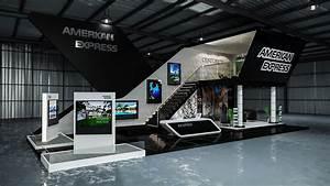 American Express Germany : american express exhibition stand design on behance ~ Eleganceandgraceweddings.com Haus und Dekorationen