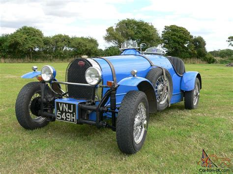 Bugatti Type 35 Kit Car Vnj 549h
