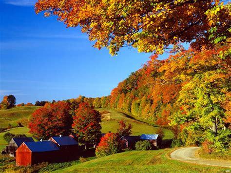 The Beautiful Autumn Wallpaper For Your Desktop