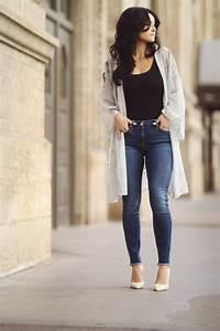 Look Chic Femme : 1001 id es en images pour la tenue classe femme et comment l 39 achever ~ Melissatoandfro.com Idées de Décoration