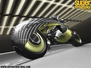 Exotic Bike Materials High Tech Motorcycle