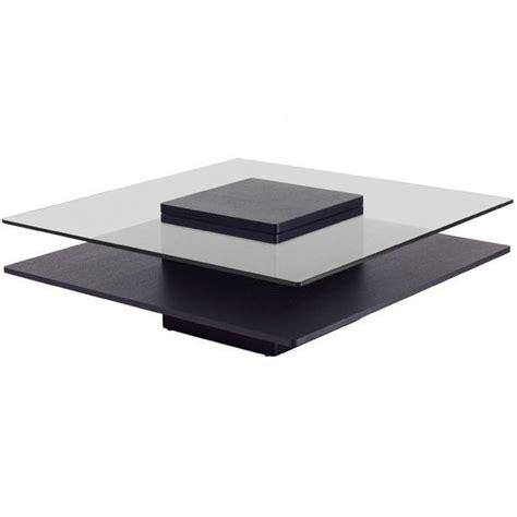 table basse carr 233 en bois plateaux dont achat vente table basse table basse carr 233